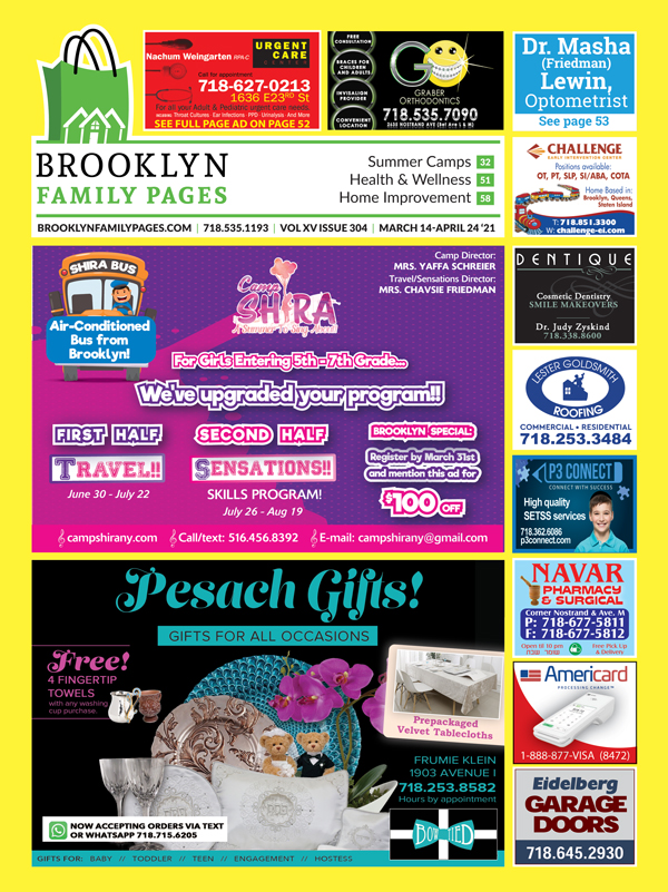 View the 20s and 30s Advertiser issue #304